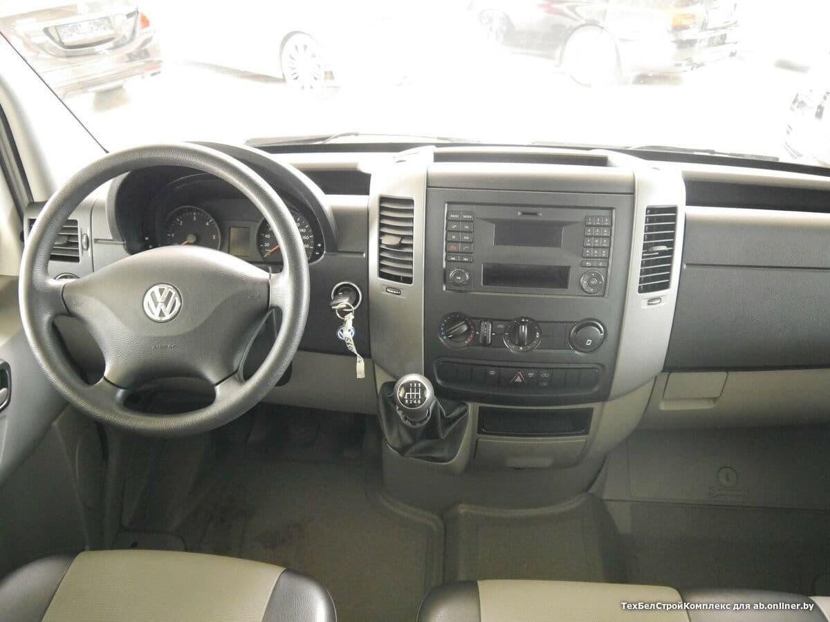 Volkswagen Crafter 8+1