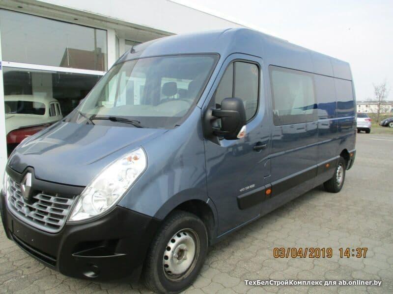 Renault Master 7+1 L3 H2