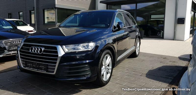 Audi Q7 S-LINE VIRTUAL