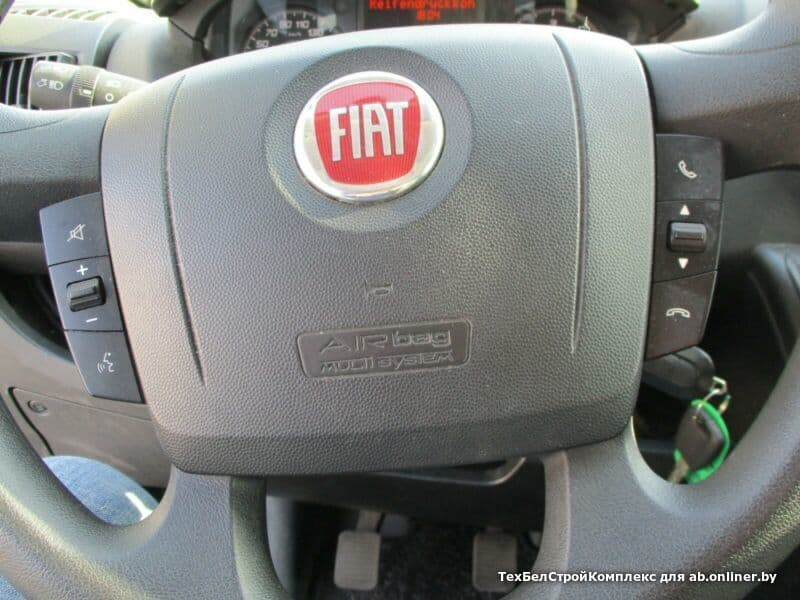 Fiat Ducato 8 + 1 мест