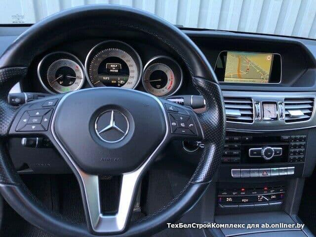 Mercedes-Benz E250 7G- Avantgarde  4Matic