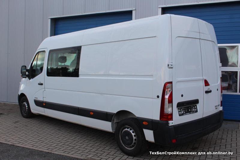 Renault Master 7 + 1