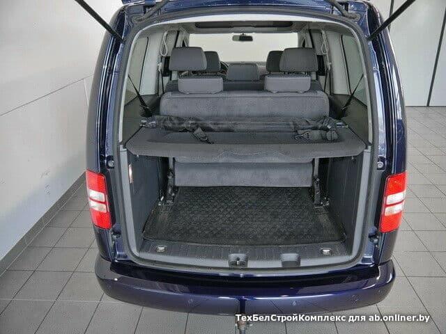 Volkswagen Caddy тди макси лайф