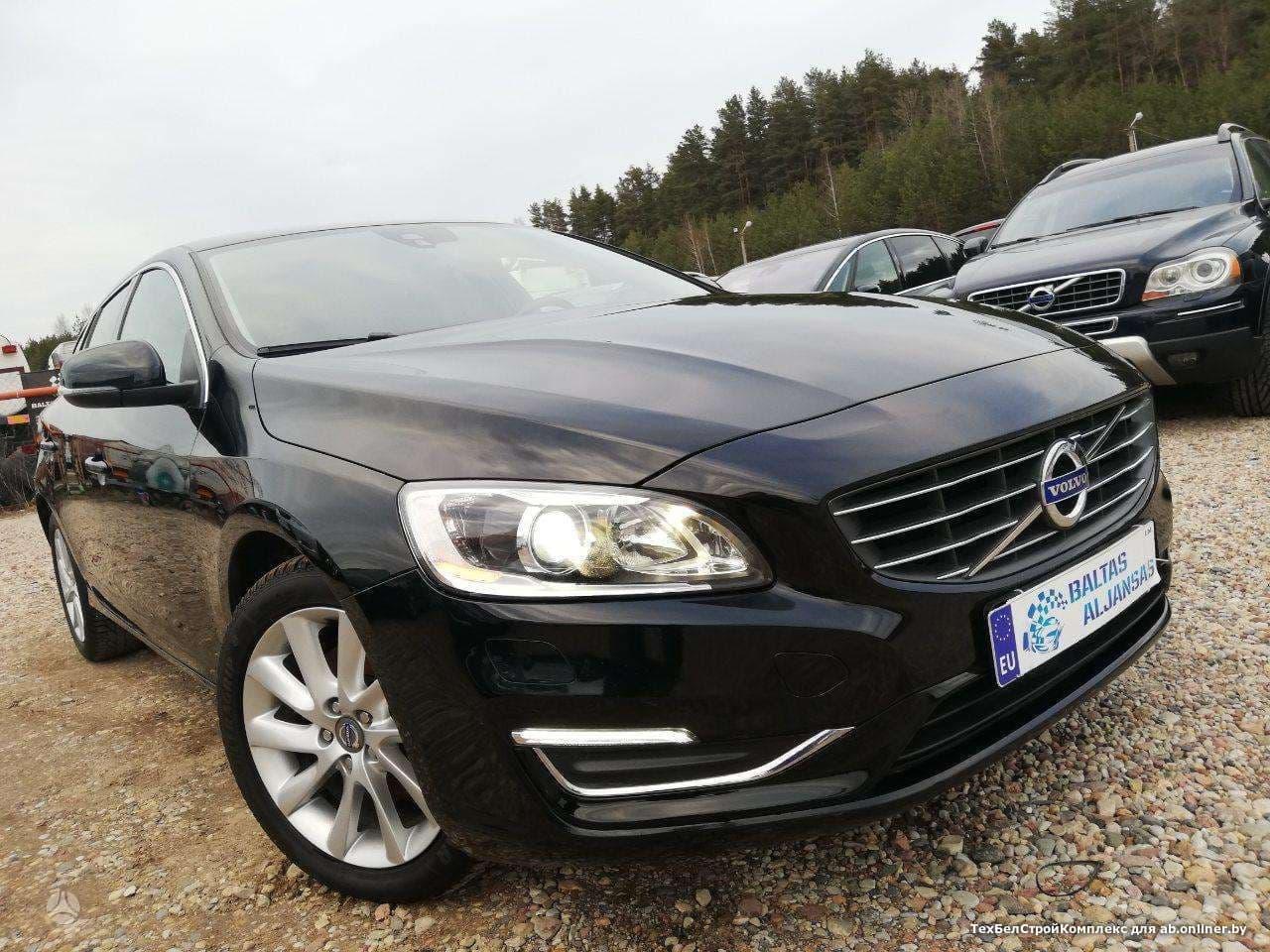 Volvo V60 макси
