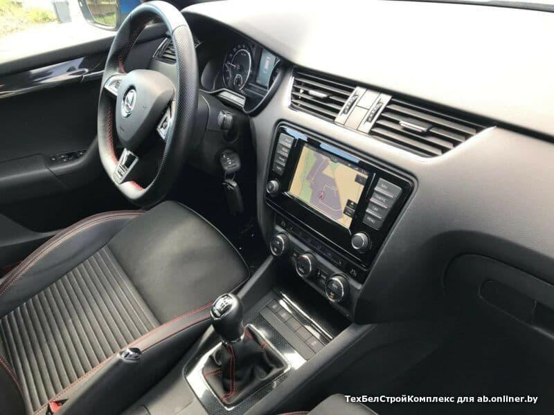Skoda Octavia RS 184-PS TDI