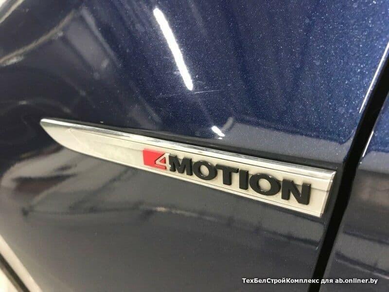 Volkswagen Passat BiTDI 4Motion Highline