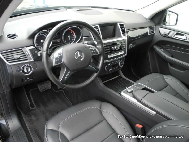 Mercedes-Benz ML350 CDI 4Matic 7G-TRONIC