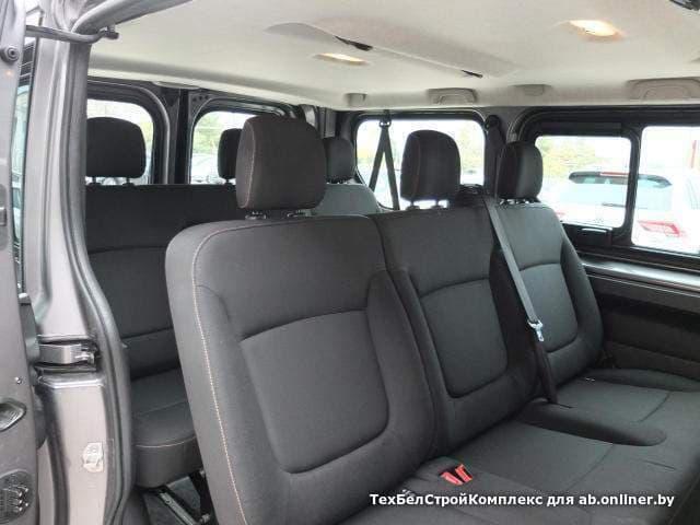 Renault Trafic dCi 115 Comfort