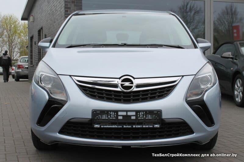 Opel Zafira Tourer 7 мест