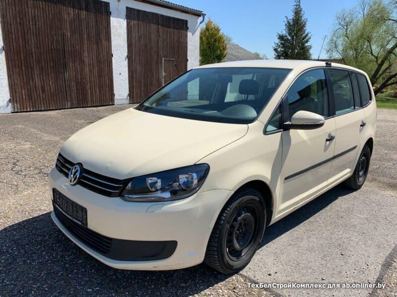 Volkswagen Touran 7 мест