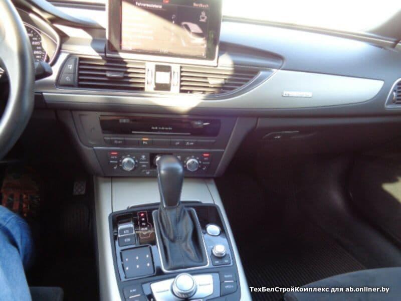 Audi A6 Allroad 272 hp