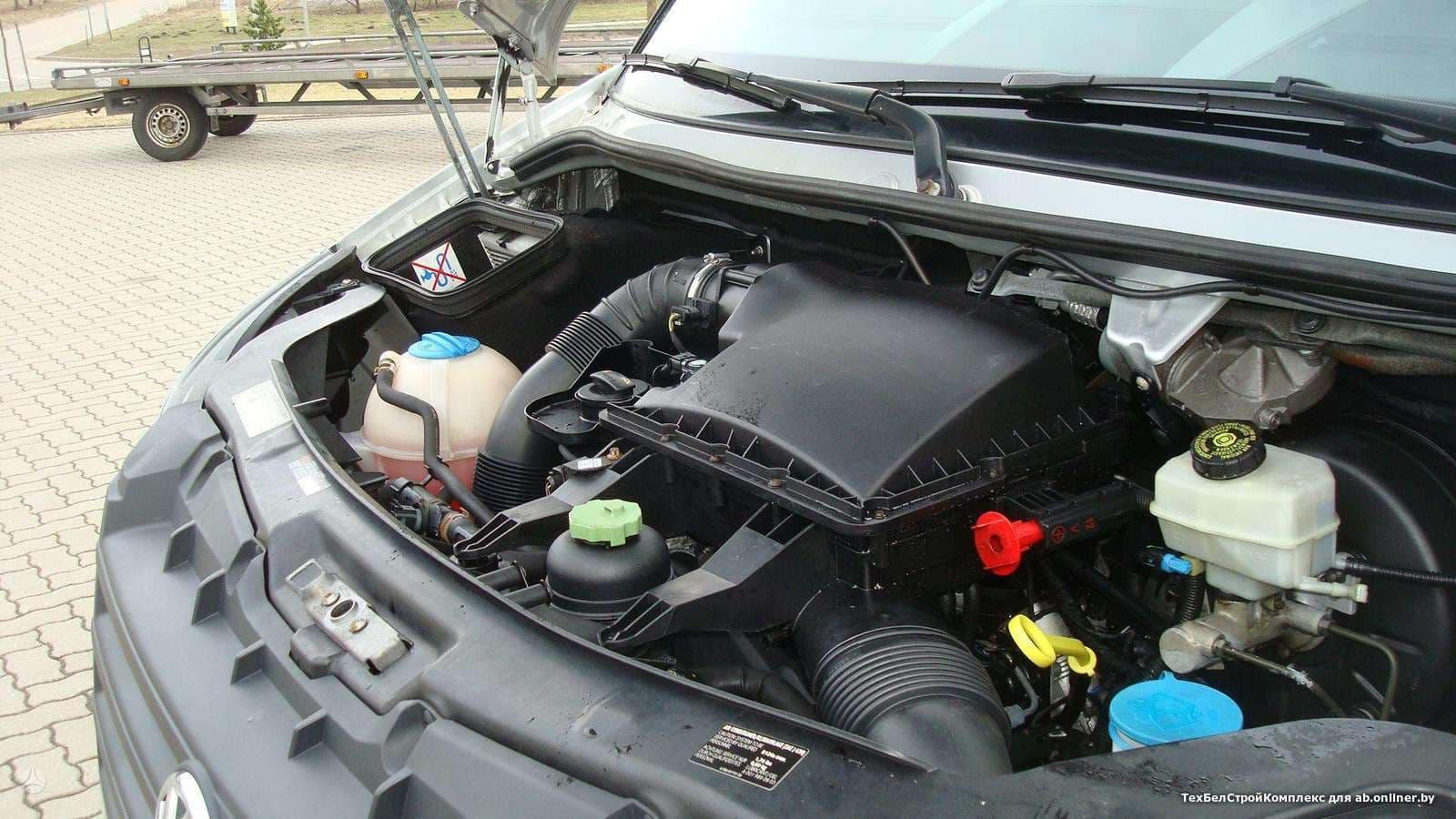 Volkswagen Crafter 163лс +кондик