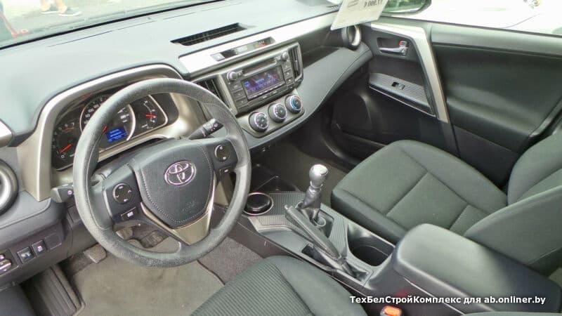 Toyota RAV4 2.0D-4D