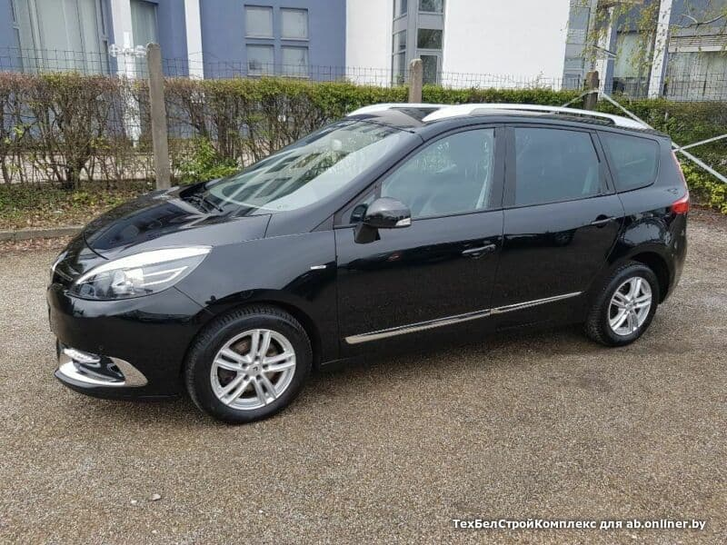 Renault Grand Scenic dCi 130 S&S Bose Edition
