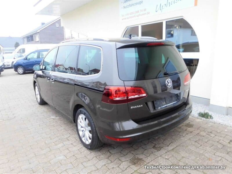 Volkswagen Sharan Highline BMT