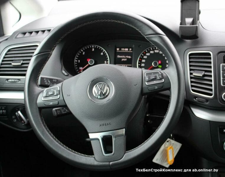 Volkswagen Sharan TDI BMT Cup