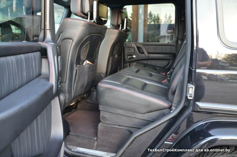 Mercedes-Benz G350 максималка