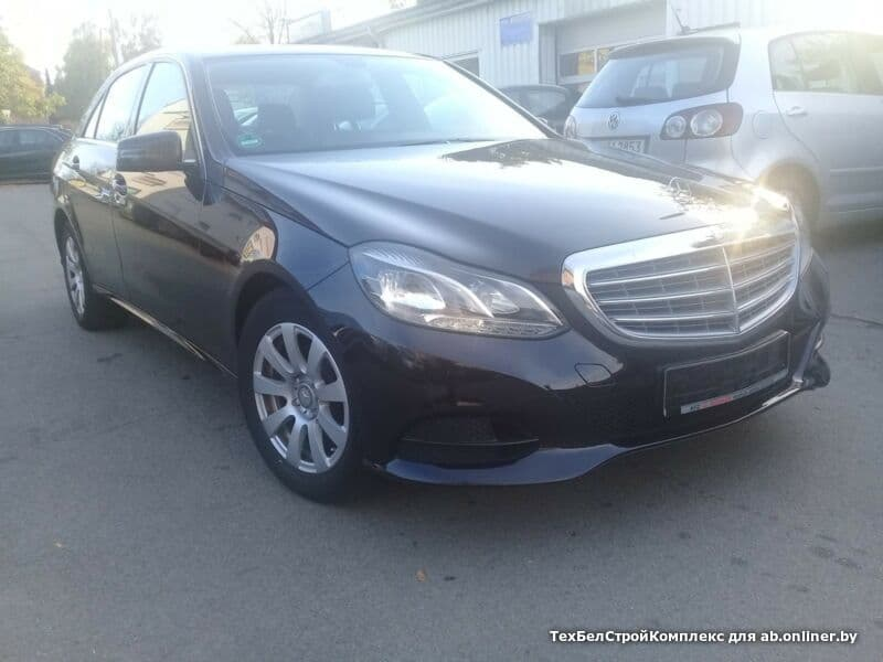 Mercedes-Benz E200 BlueTEC