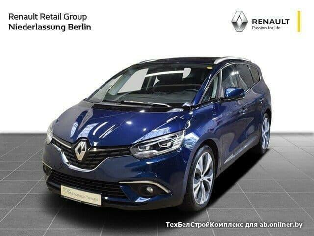 Renault Grand Scenic DCI 110  AUTOMATIK