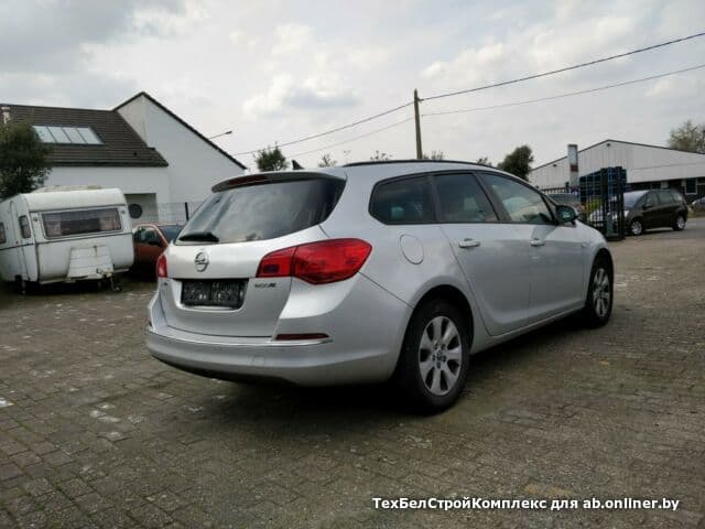 Opel Astra 1.6 CDTI wagon