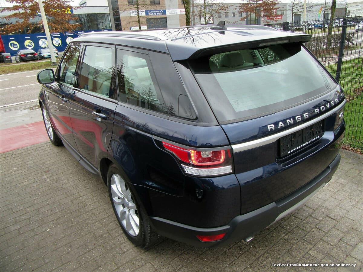 Land Rover Range Rover Sport TDV8 HSE