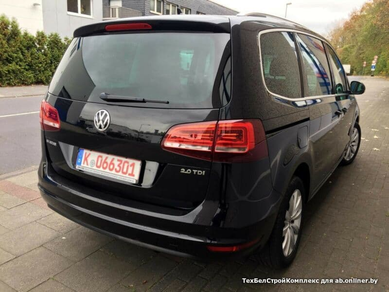 Volkswagen Sharan TDI Highline BMT