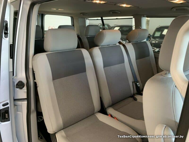 Volkswagen T5 Caravelle Comfortline 8 мест дли
