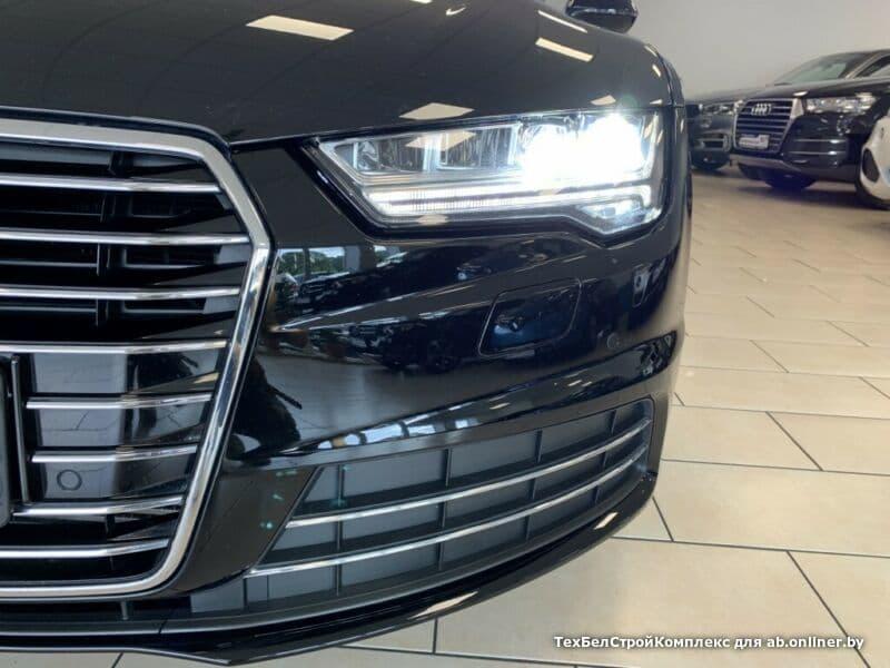 Audi A7 TDI quattro S tronic