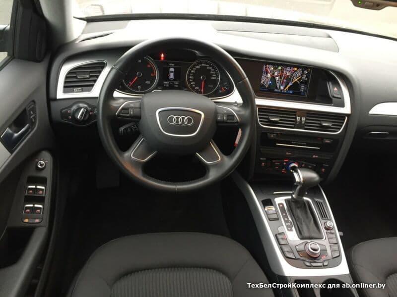 Audi A4 Attraction/Navi/