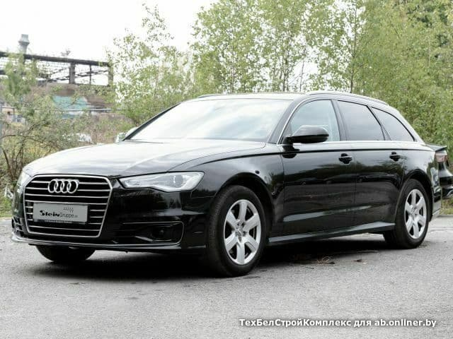 Audi A6 TDI S tronic ultra