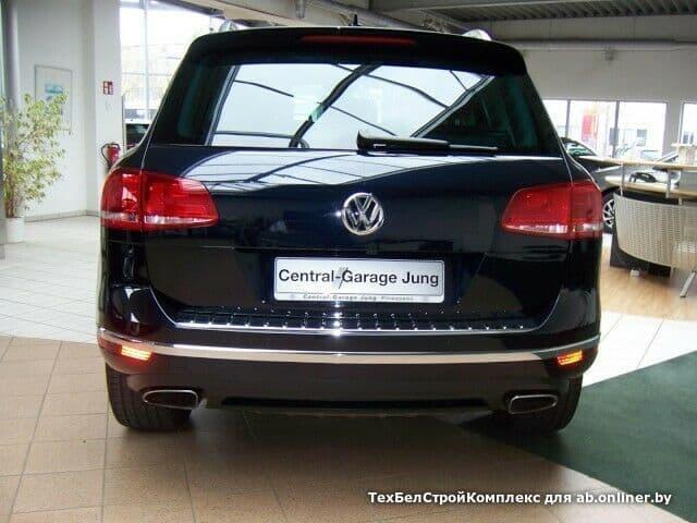 Volkswagen Touareg Highline