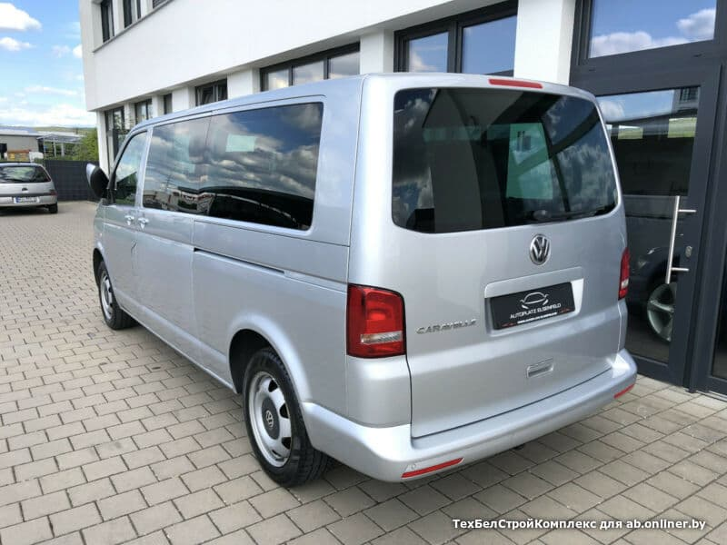 Volkswagen T5 Caravelle Comfortline lоng XENON