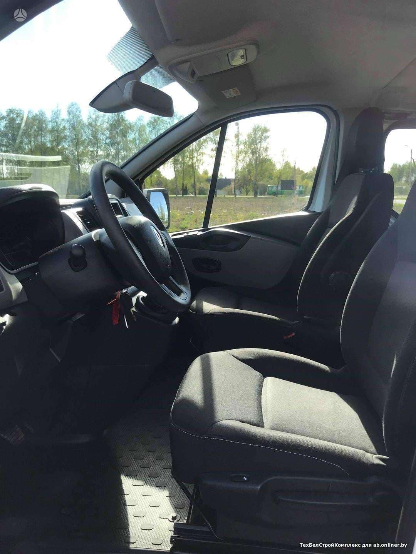 Renault Trafic 145 лошадок/длинн