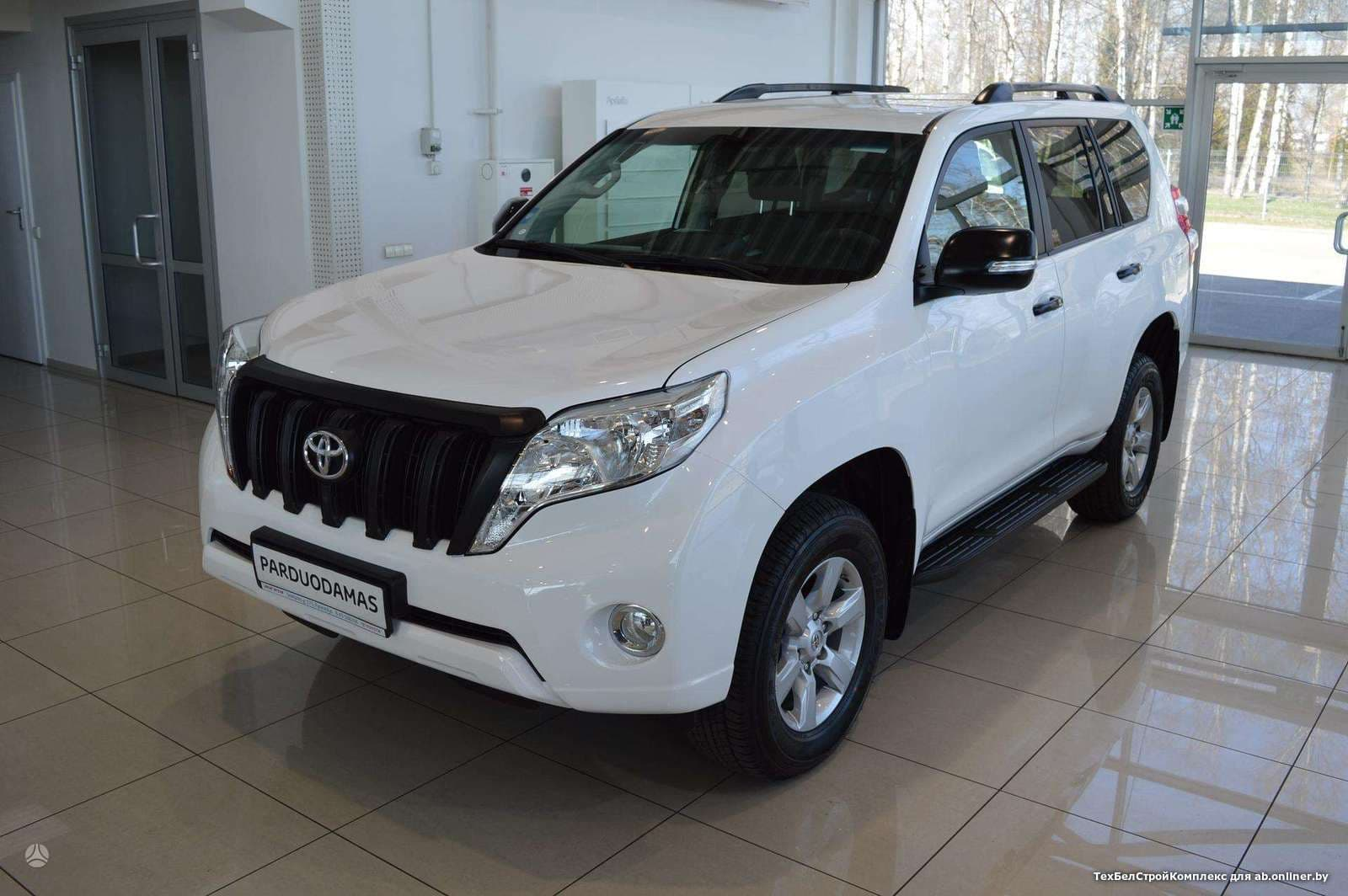 Toyota Land Cruiser 2.8 D4D + велюр!!!!