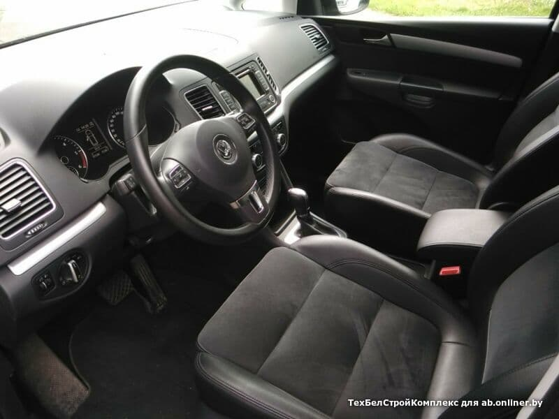 Volkswagen Sharan BlueMo Highline