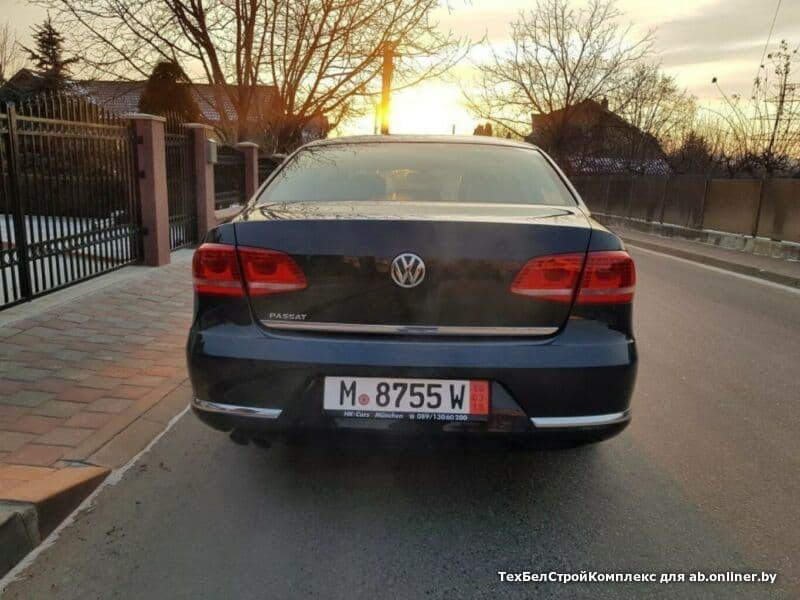 Volkswagen Passat TDI BlueM R-Line