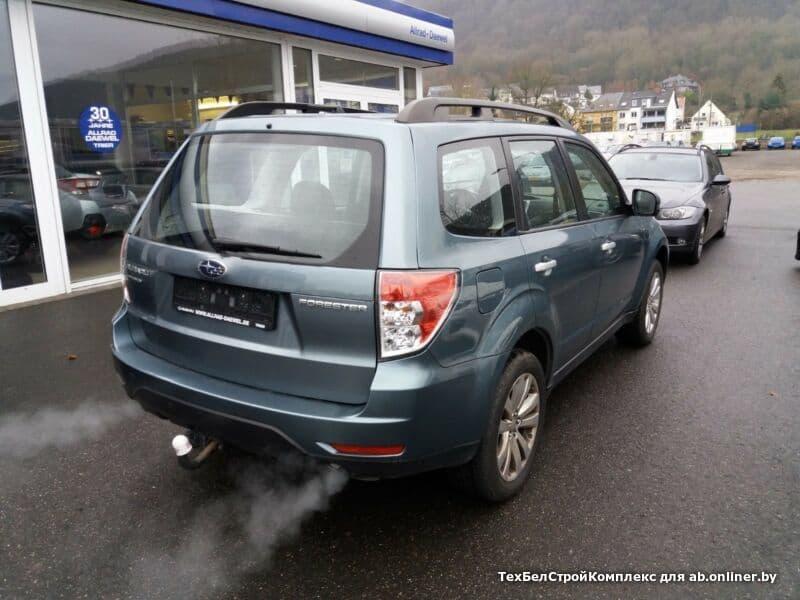 Subaru Forester 4 WD (без мотора)
