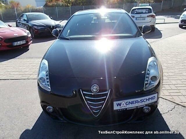 Alfa Romeo Giulietta JTDM 16V 150 PS BOSE