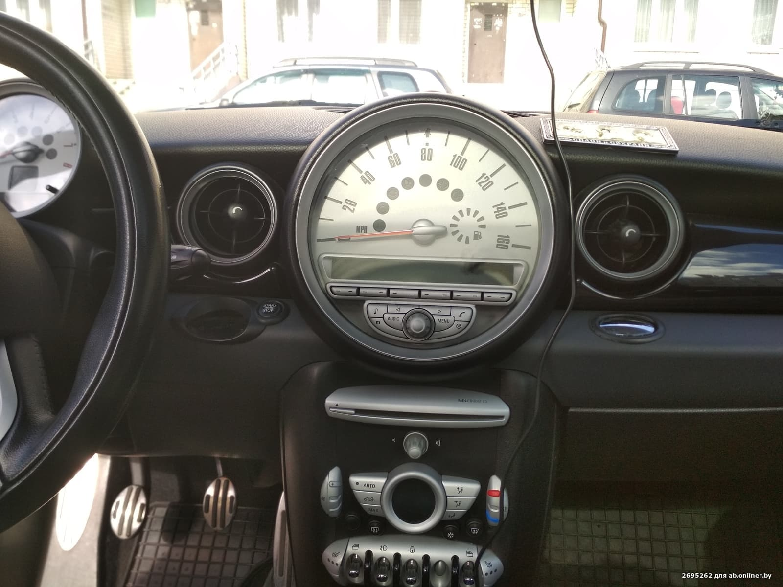 Mini Cooper S R серия