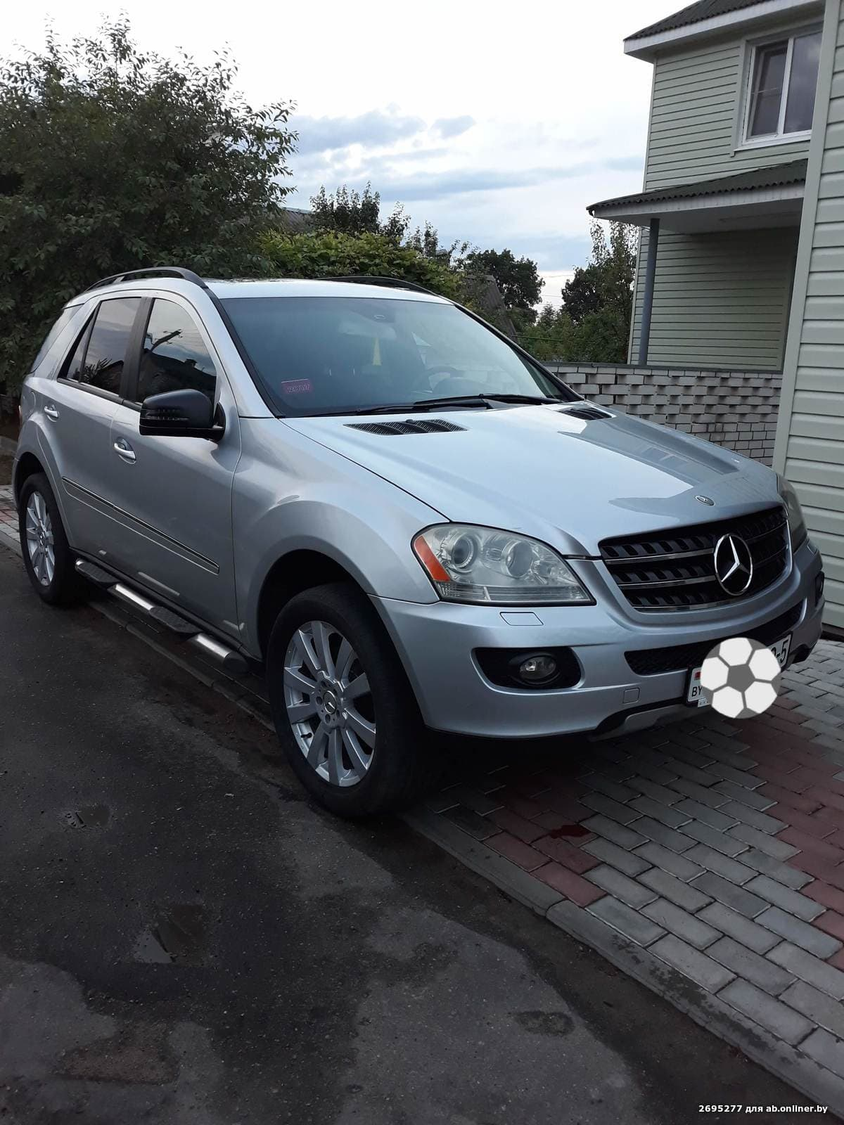 Mercedes-Benz ML350 ML
