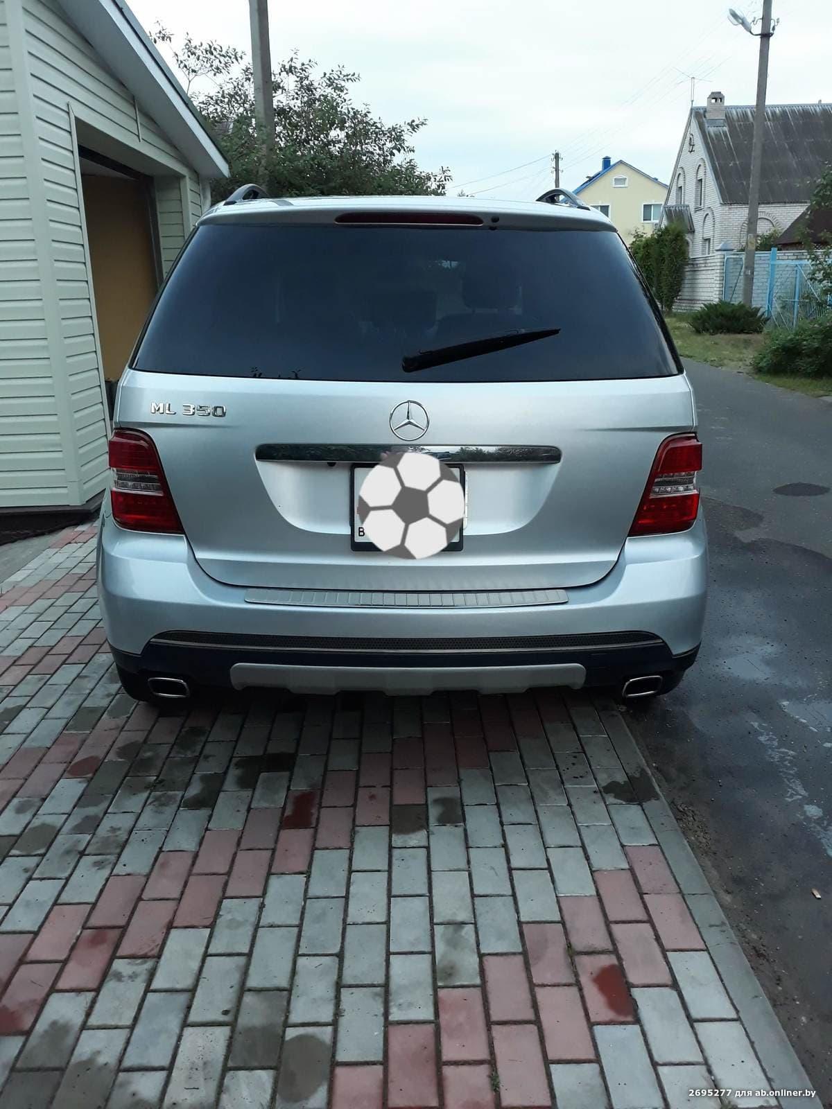 Mercedes-Benz ML350 ML
