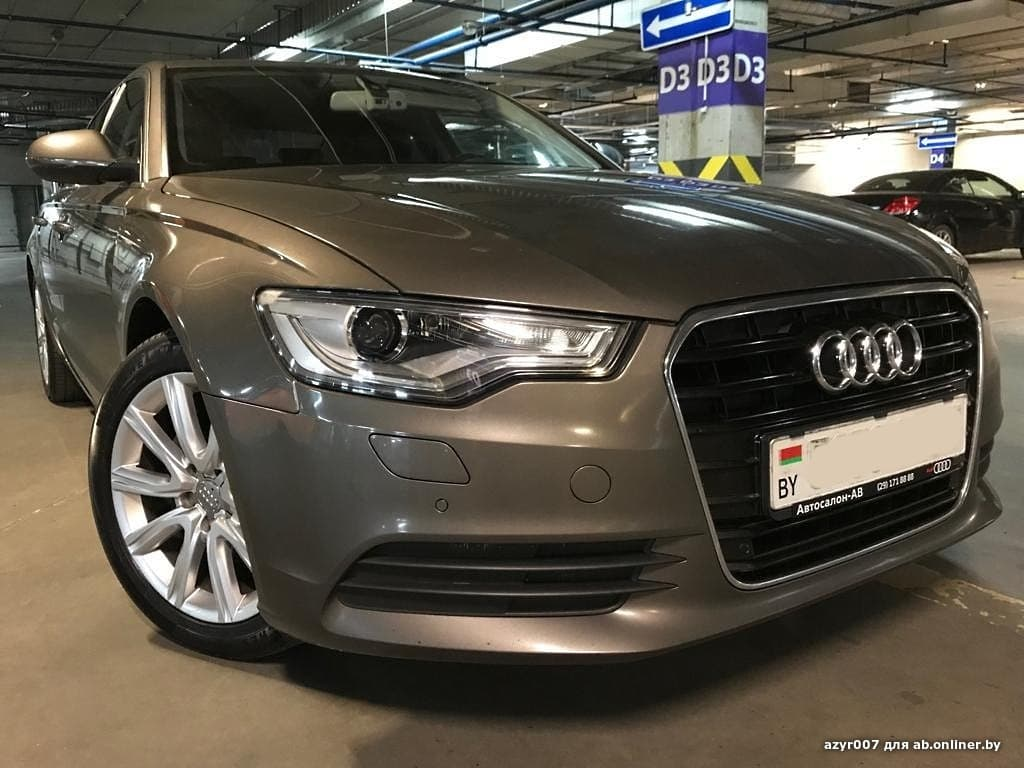 Audi A6 C7 3.0TDI