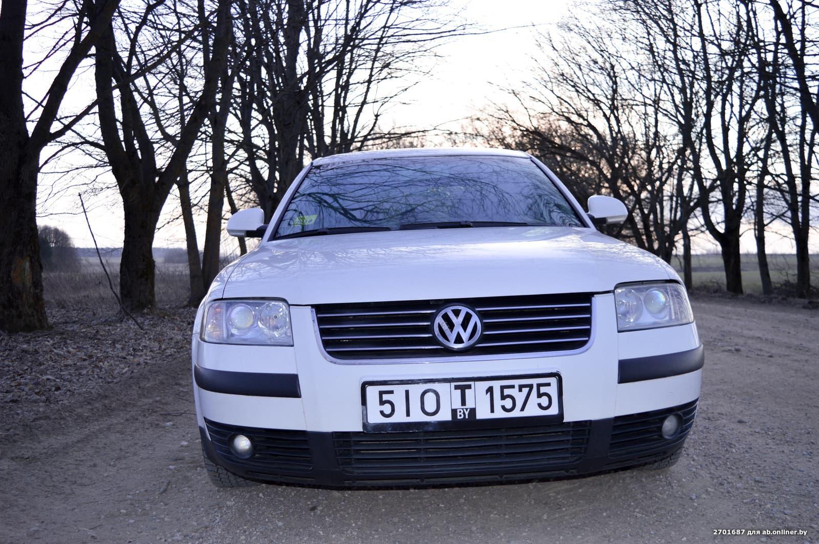 Volkswagen Passat GP