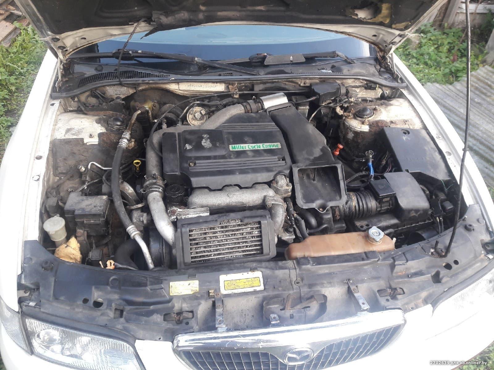 Mazda Xedos 9 2.3 kompressor