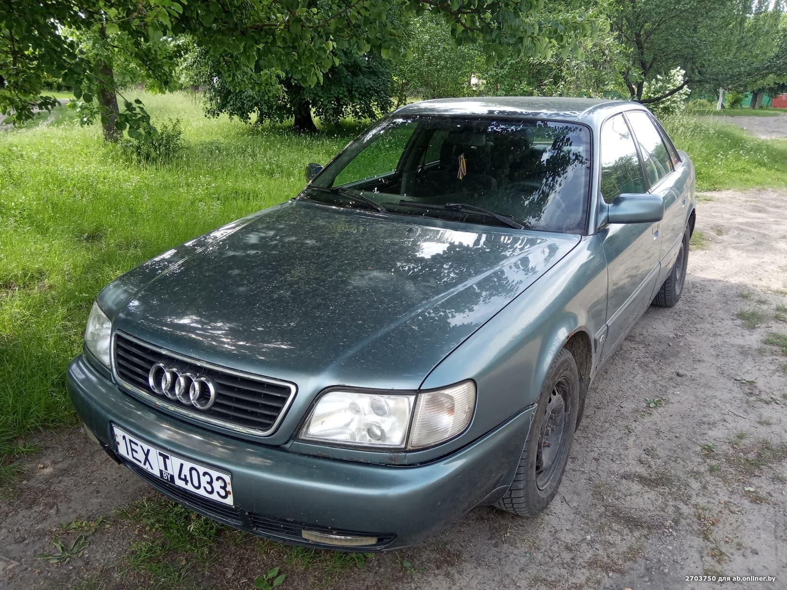 Audi 100 С-4