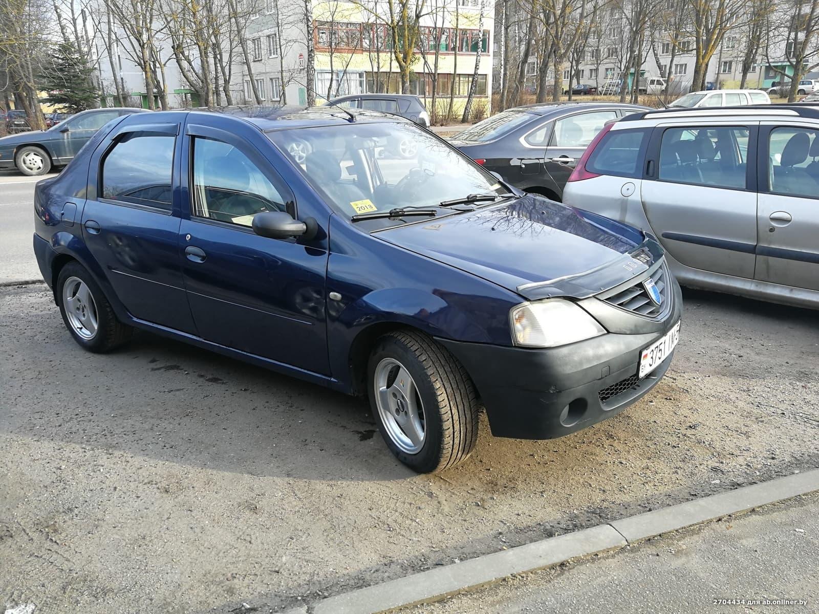 Dacia Logan Ls