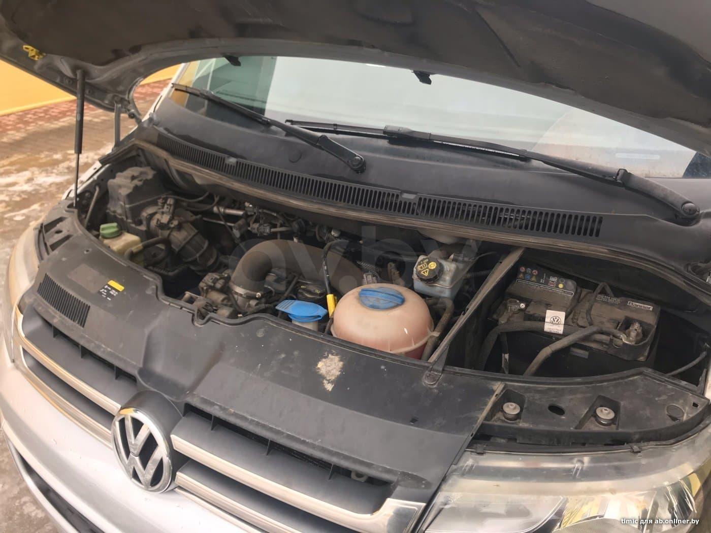 Volkswagen T5 Caravelle LONG