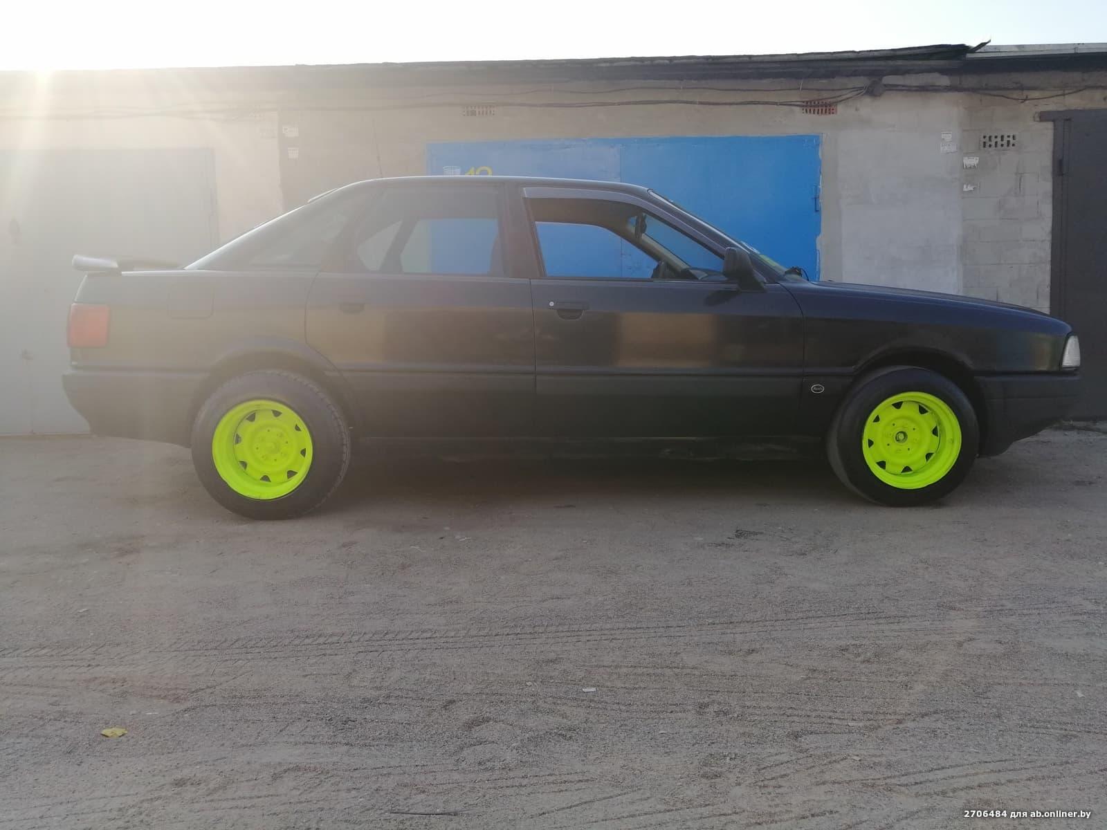 Audi 80 4мкпп