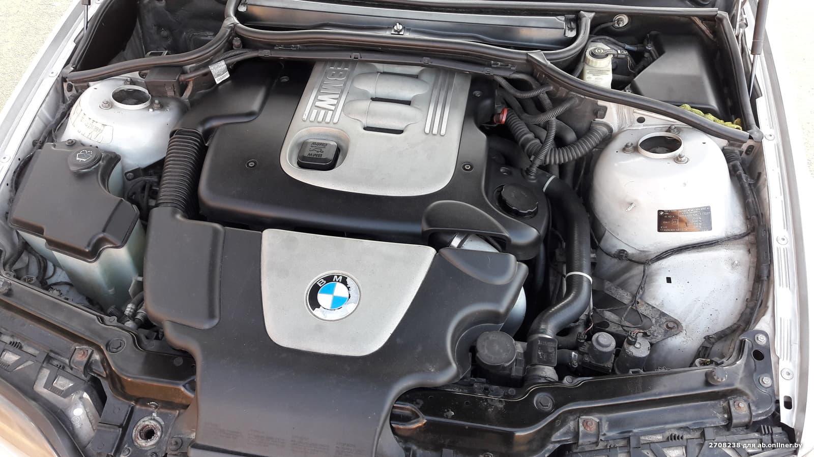 BMW 320 M47N