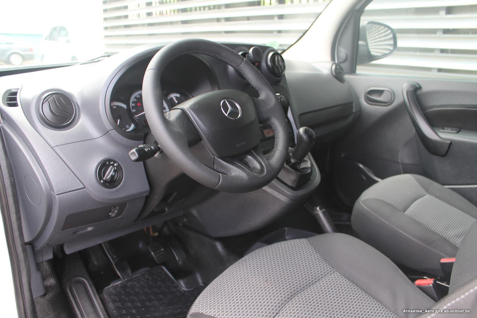 Mercedes-Benz Citan с НДС